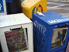 Portland - Newstand