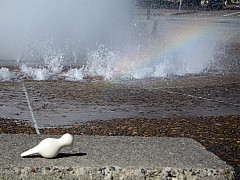Portland - Rainbow Fountain
