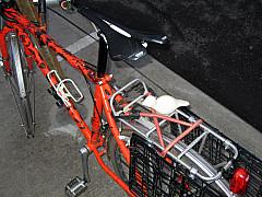 Portland - Red Bike