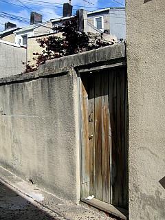 Baltimore - Alley Door