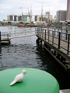 Baltimore - Green Dock