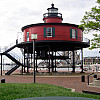 Baltimore - Red Lighthouse
