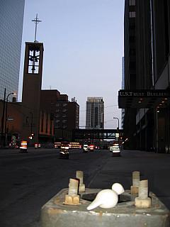 Minneapolis - Church Bell Tower