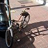 New Orleans - Bike Shadow