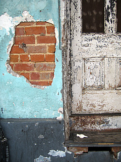 New Orleans - Brick Door