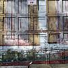 New Orleans - Garage Door