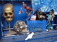 New Orleans - Skulls
