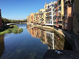 Girona,Spain_river