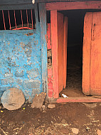 Pakhwaj Village Doorway