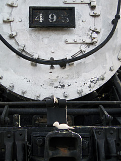 Southern, CO - 493 Train