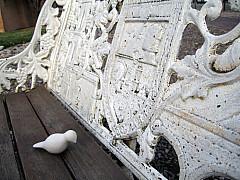 Santa Fe - White Roth Iron