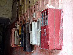Morocco - Alley Boxes