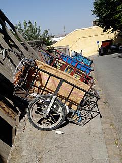 Morocco - Cart Row