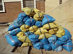 Morocco - Yellow Blue Pile 1