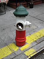 New York - Italy Hydrant