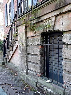 Savannah, Georgia - Barred Window