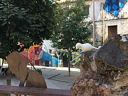 Olot,Spain_citysquare