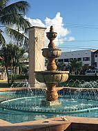 Cozumel Fountain