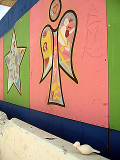 Los Angeles - Angel Wall