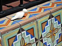 Los Angeles - Aztec Tile