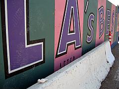 Los Angeles - LA Wall