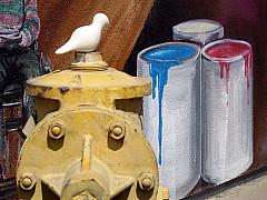 Los Angeles - Paint Bucket