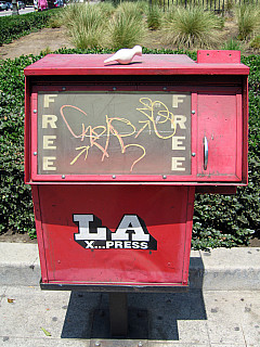 Los Angeles - Red Free