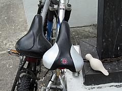 Miami - Bike Seats