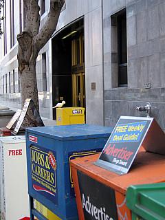 San Francisco - News Stand