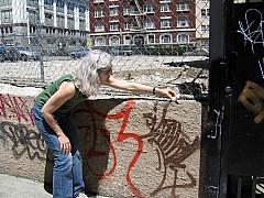 San Francisco - Sandy Graffiti