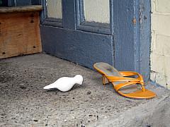 Boston - Yellow Shoe