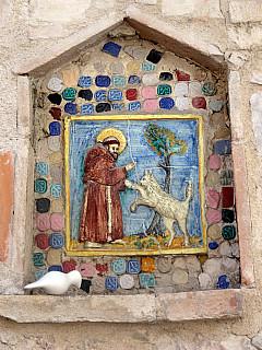 Italy, Assisi - St. Francis Shrine