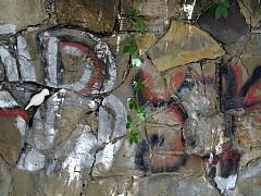 Italy, Florence - Graffiti Wall