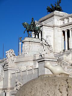 Italy, Rome - Monument