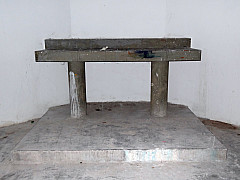 Morocco - Beinale Altar
