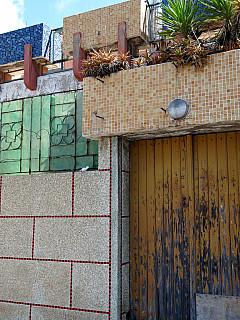 Morocco - Green Window 1