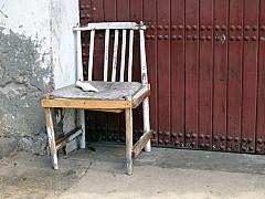 Morocco - Guardian Chair