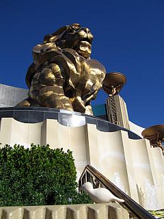 Las Vegas - Bronze Lion