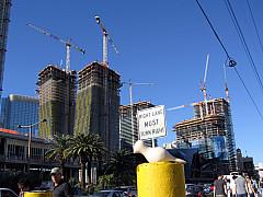 Las Vegas - Yellow Pole