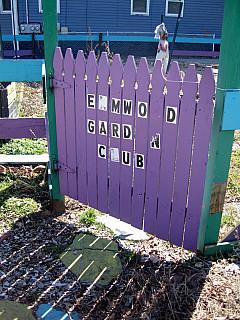 Rhode Island - Elmwood Garden