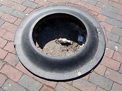 Rhode Island - Man Hole
