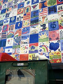 Rhode Island - Peace Wall