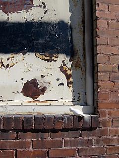 Rhode Island - Rust Window
