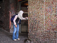 Seattle - Sandy Gum Wall