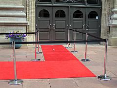 DNC - Red Carpet Entrance