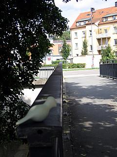 Germany - Bridge Rail