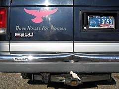 Indianapolis - Dove House Van