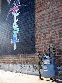 Indianapolis - Graffiti Alley