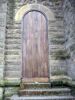 Portland - Cathedral Door
