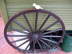 Portland - Wagon Wheel